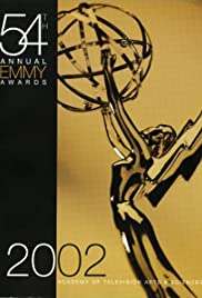 The 54th Annual Primetime Emmy Awards(2002) Poster - TV Show Forum, Cast, Reviews