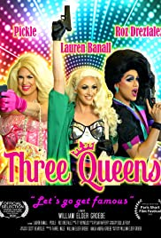 Three Queens Poster