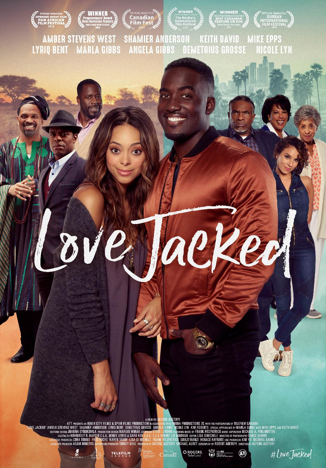 Image result for Love Jacked 2018