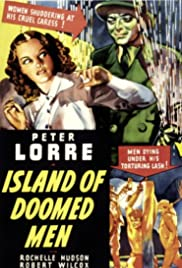 Island of Doomed Men (1940) Poster - Movie Forum, Cast, Reviews