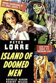 Primary photo for Island of Doomed Men