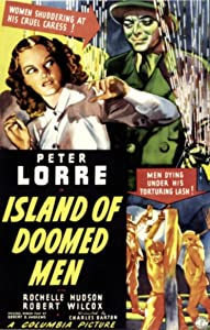 MP4 movie downloading Island of Doomed Men by Robert Florey [XviD]