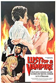 Lust for a Vampire (1971) Poster - Movie Forum, Cast, Reviews