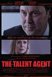 The Talent Agent Poster