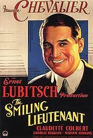 The Smiling Lieutenant (1931) Poster - Movie Forum, Cast, Reviews