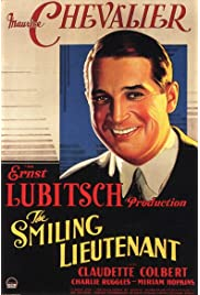 Download The Smiling Lieutenant (1931) Movie