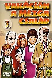 Mézga Family on Holiday