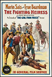 The Fighting Heiress Poster
