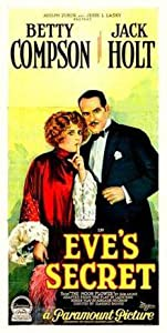 Dvd movies downloads Eve's Secret USA [Mp4]
