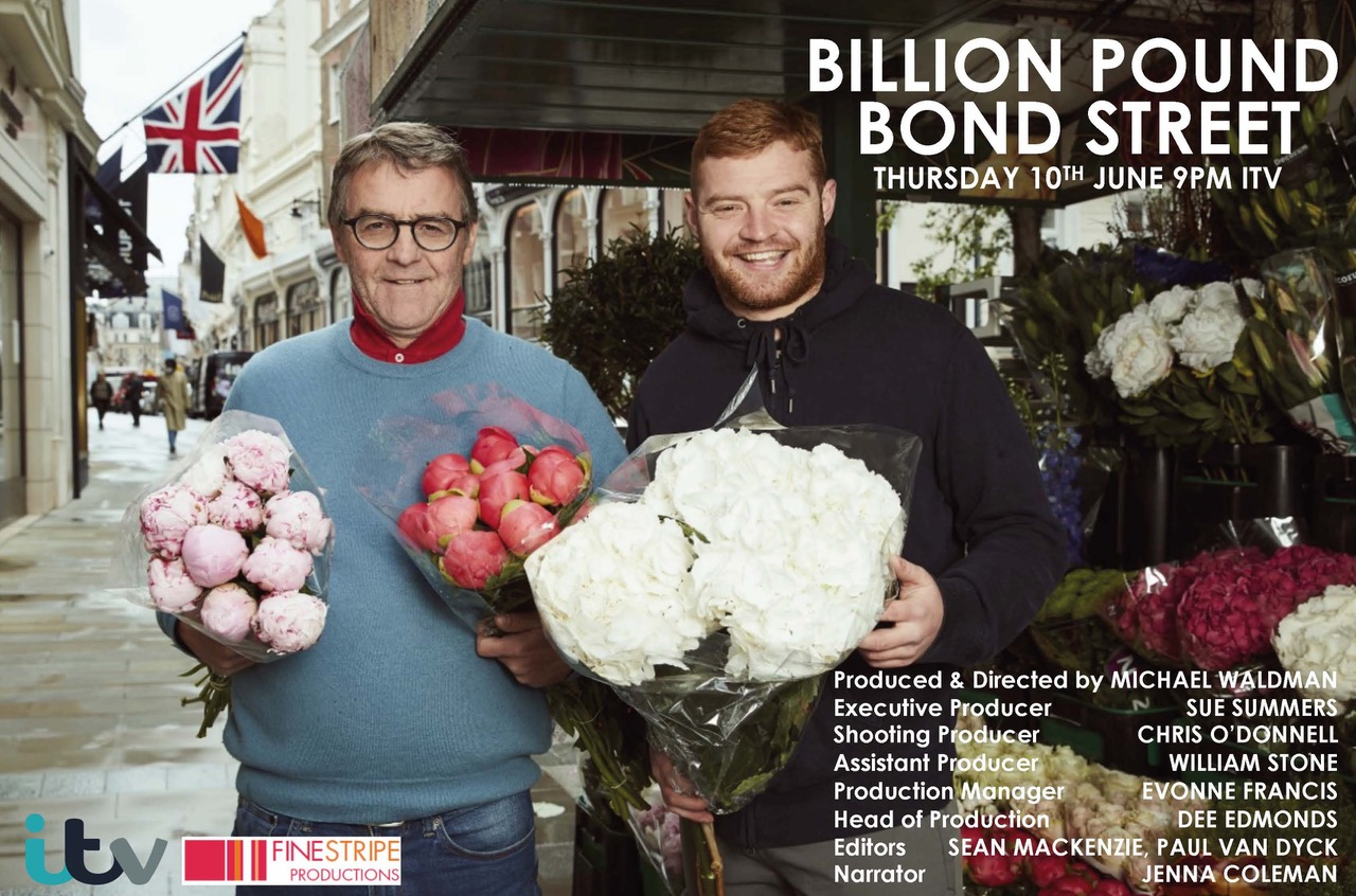 watch Billion Pound Bond Street on soap2day