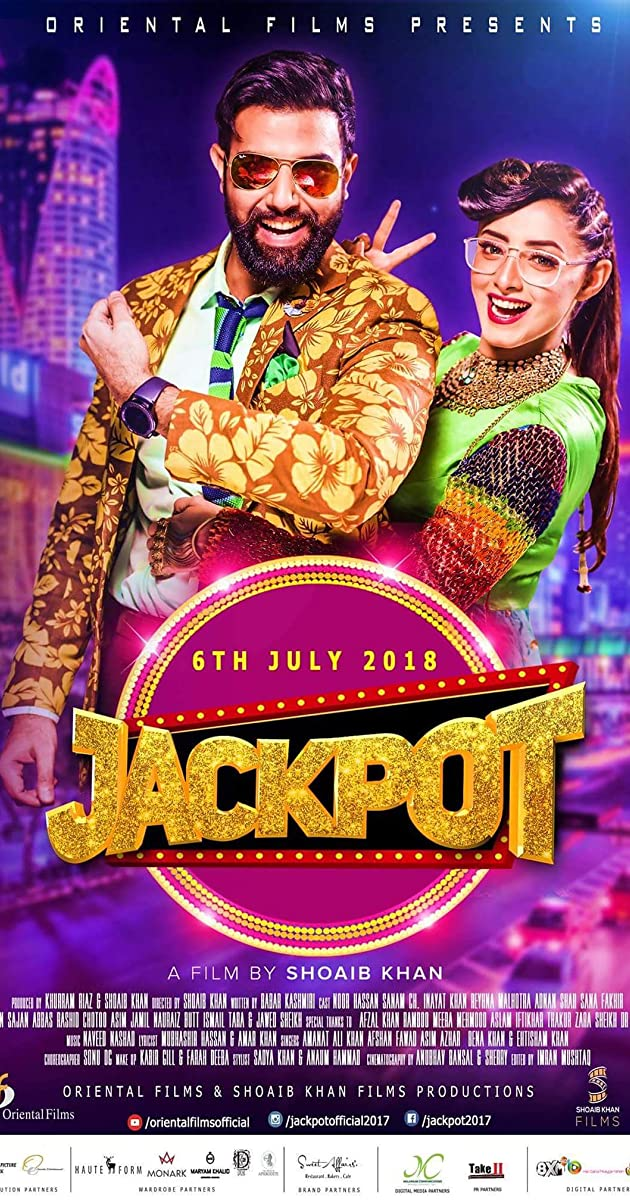 Jackpot (2018) - IMDb