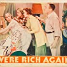 Billie Burke, Grant Mitchell, Marian Nixon, and Edna May Oliver in We're Rich Again (1934)