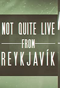 Primary photo for Jonathan Duffy: Not Quite Live From Reykjavík