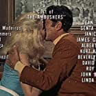 Dean Martin and Penny Brahms in The Ambushers (1967)