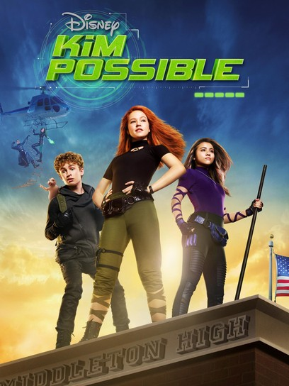 Plakát k filmu Kim Possible (2019)