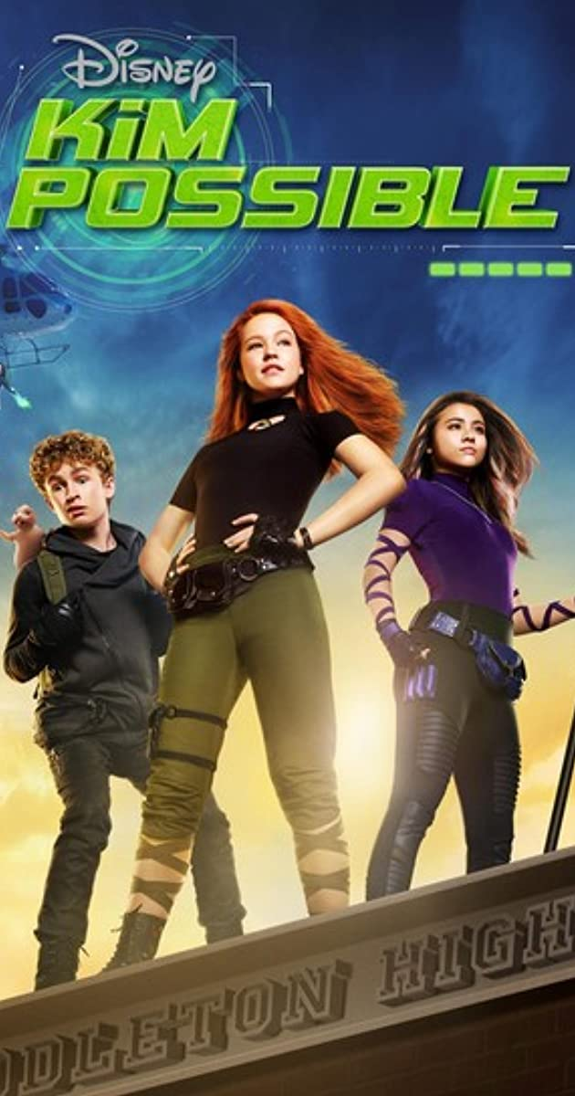 Kim Possible 2019 News Imdb
