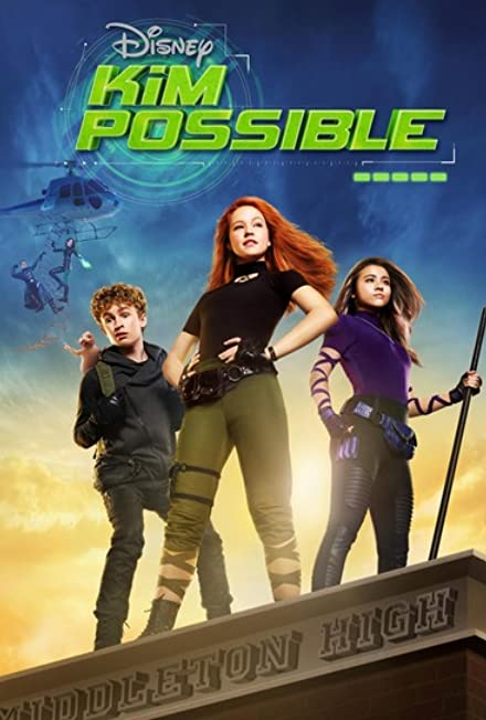 Film: Kim Possible: Film Başlıyor - Kim Possible