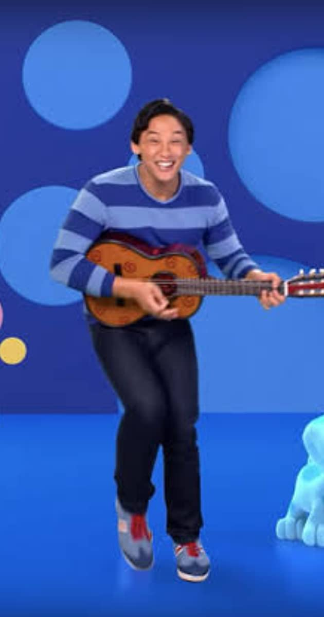 Blue S Clues Amp You Tv Series 2019 Imdb