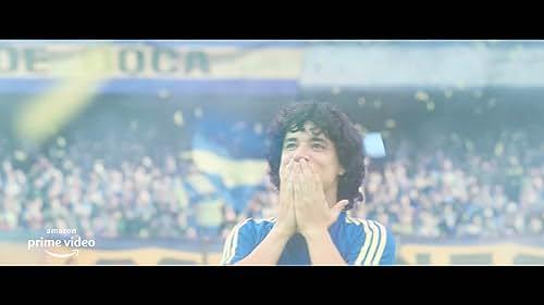 Maradona: Blessed Dream Official Trailer