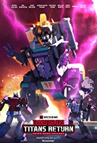 Primary photo for Transformers: Titans Return