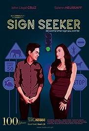 Sign Seeker Poster