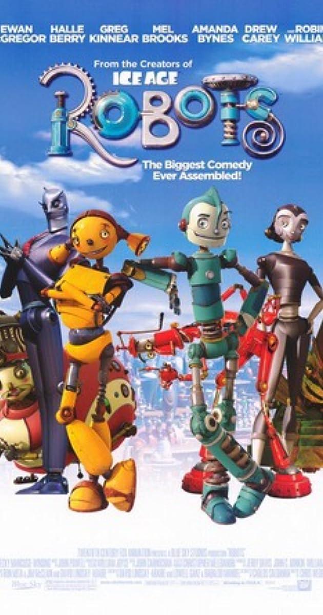 Subtitle of Robots