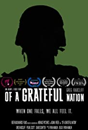 Of a Grateful Nation Poster