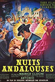 Nuits andalouses Poster
