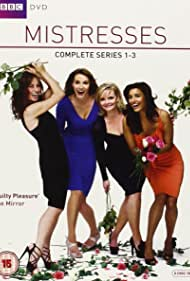 Orla Brady, Shelley Conn, Sarah Parish, and Sharon Small in Mistresses (2008)