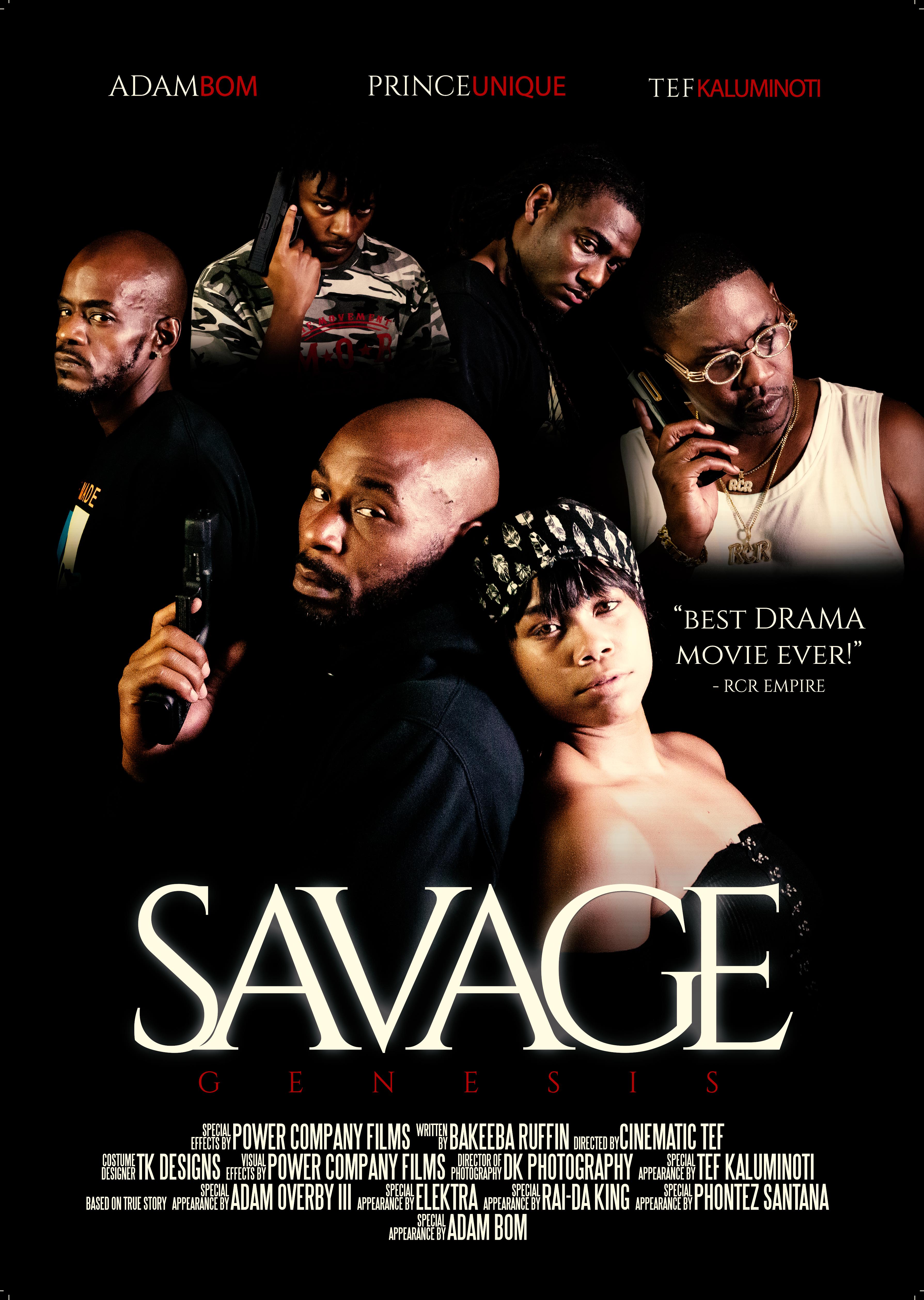 Savage Genesis hd on soap2day
