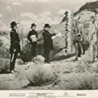 Anthony Quinn, Matt Briggs, Chief Many Treaties, and Larry Lawson in Buffalo Bill (1944)