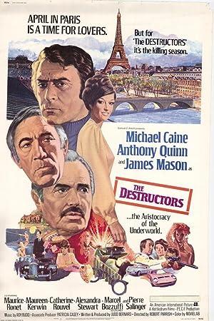 The Destructors (1974)