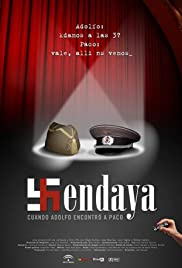 Hendaya: Cuando Adolfo encontro a Paco Poster