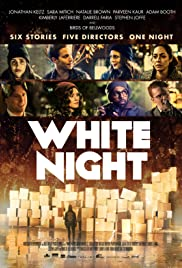White Night Poster