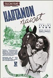 Kartanon naiset Poster