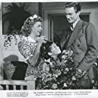 Richard Denning, Darryl Hickman, and Martha Raye in The Farmer's Daughter (1940)