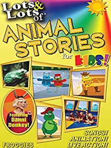 Movie mp4 hd free download Lots \u0026 Lots of Animal Stories for Kids! Froggies [1080p]