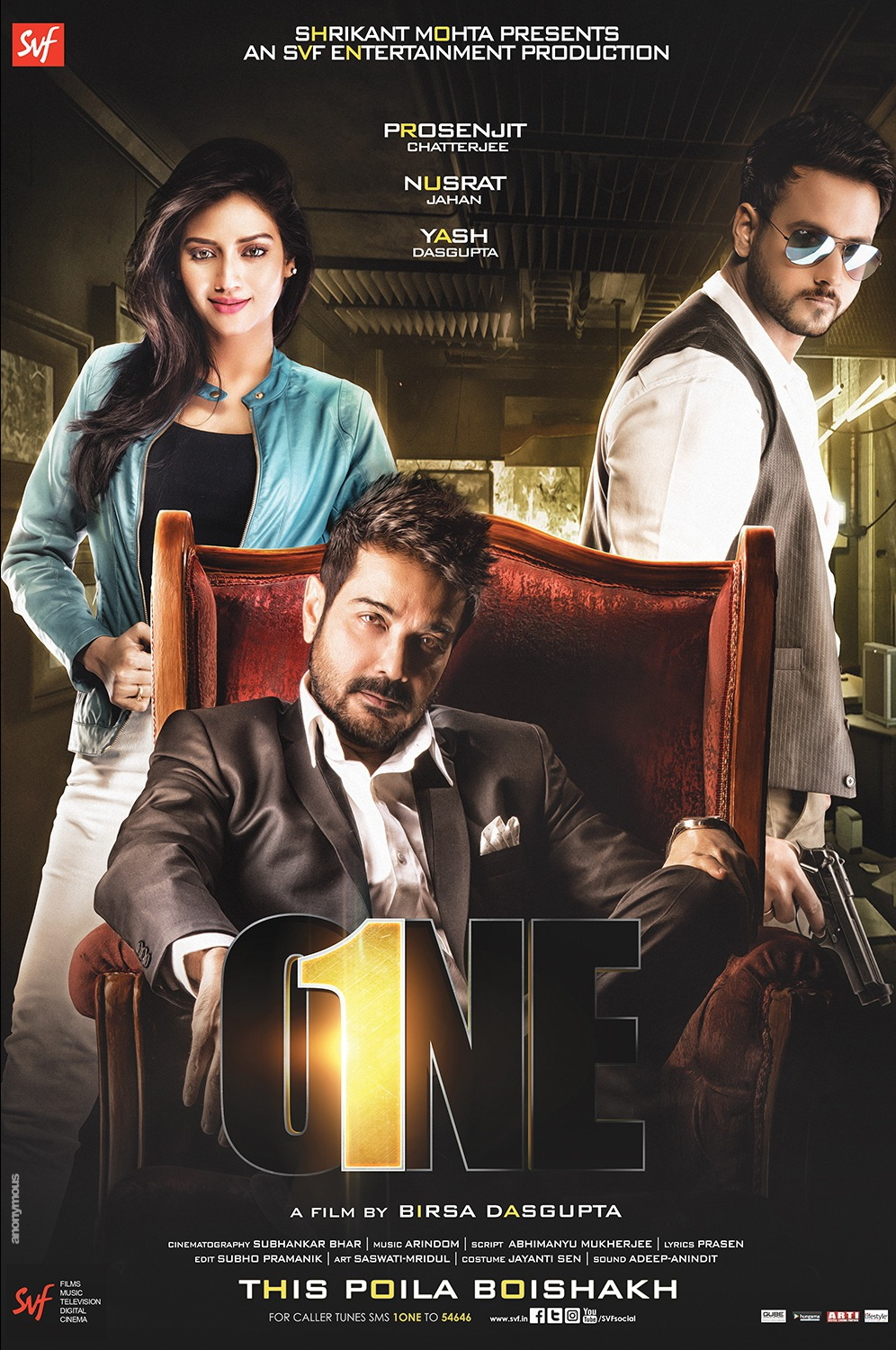 One 2021 Bengali Movie 720p HDRip 800MB Download
