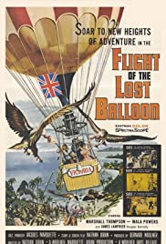 Flight of the Lost Balloon (1961) Poster - Movie Forum, Cast, Reviews
