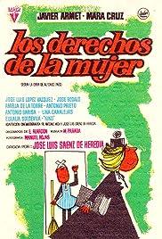 Los derechos de la mujer Poster