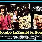 Nadia Cassini, Renzo Montagnani, and Daniele Vargas in Io zombo, tu zombi, lei zomba (1979)