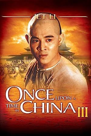 Wong Fei Hung III: Si wong jaang ba - Mon TV