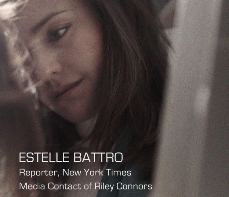 Marcela Mar in ExPatriot (2017)