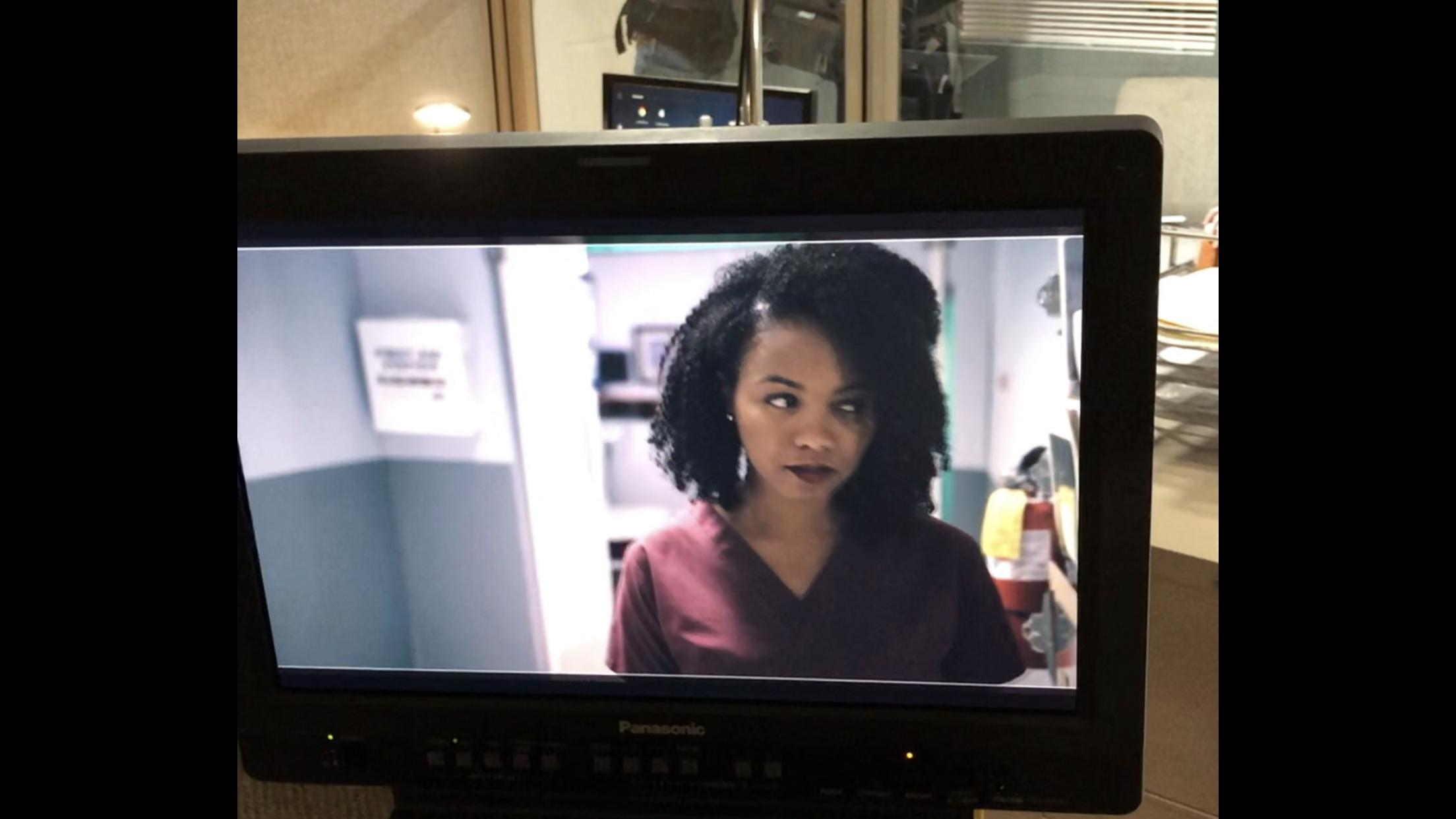 D'Kia Anderson in Chronicles of Jessica Wu (2017)