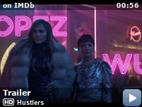 Hustlers -- Inspired by the viral New York Magazine article, Hustlers follows a crew of savvy former strip club employees who band together to turn the tables on their Wall Street clients.