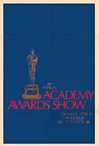 Primary photo for The 40th Annual Academy Awards