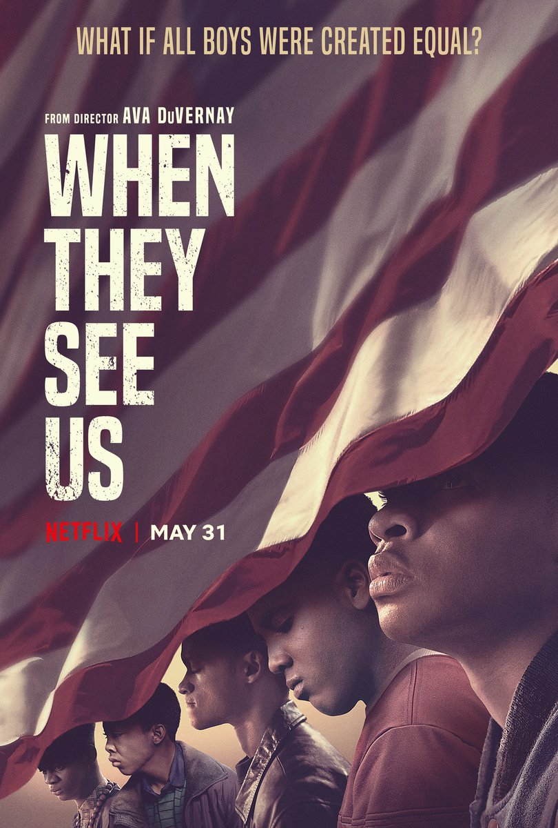 KAI JIE MUS MATO (1 Sezonas) / WHEN THEY SEE US Season 1