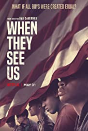 When They See Us Poster