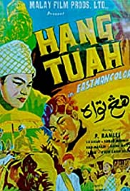 The Legend of Hang Tuah Poster
