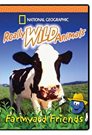 Farmyard Friends Poster